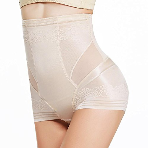 Palace Bustiers - Jmung Bodysuit Shapewear Bustiers Corsets High Waist Seaweed Green Crotch Cloth Warms The Palace Trainer Corset Bodysuit Tummy Control Fat Burner For Women's,Natural,XL