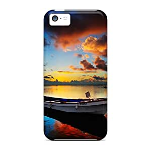 SherrilClaudette Snap On Hard Cases Covers Boat Protector For Iphone 5c