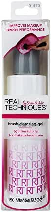 Real Techniques Deep Cleansing Gel Brush Cleaner, 5.099 Fluid Ounce