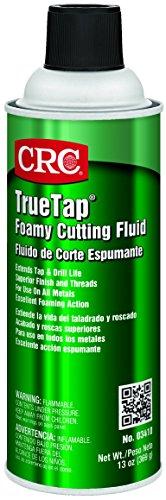 CRC TrueTap Foamy Foaming Cutting Fluid, 13 oz Aerosol Can, ()