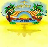 Wishbone Ash - Live Dates - MCA Records - MAPS 7169-D/1, MCA Records - MCA2-8006, MCA Records - MAPS 7169-D/2