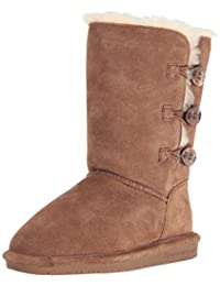 Bearpaw Girls' Suede Boots