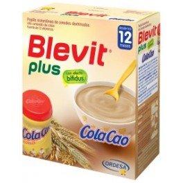 Blevit - Papilla Cola Cao Blevit Plus 600 gr 12m+: Amazon.es ...