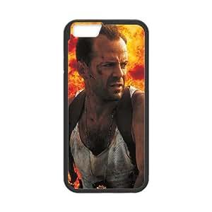 iPhone 6 4.7 Inch Cell Phone Case Black Die Hard Q0277550