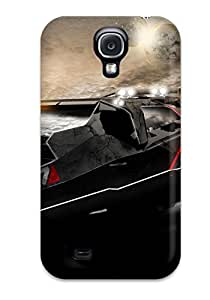 Waterdrop Snap-on Mass Effect N7 Car Case For Galaxy S4