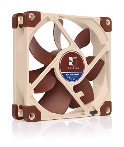 Noctua AAO Frame Design SSO2 Bearing Quiet Fan(NF-A9 PWM) by noctua (Image #1)'