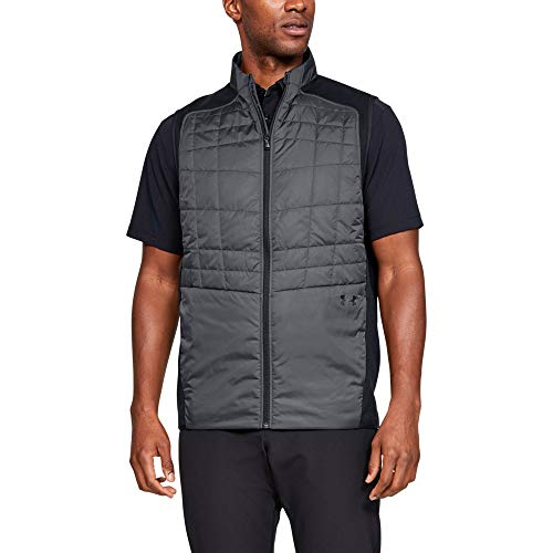 Under Armour Men's Elements Insulated Vest, Rhino Gray, X-Large