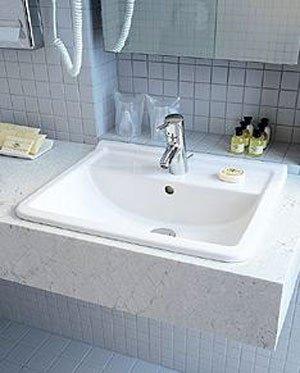 - Duravit 030256 Undercounter Vanity Wash Basin 22