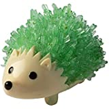 Fat Brain Toys Crystal Growing Hedgehog - Green