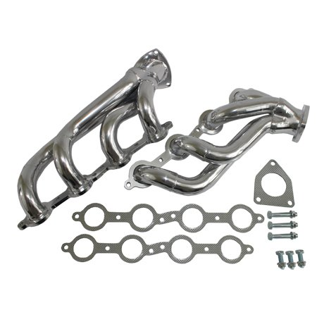 02 silverado long headers - 9