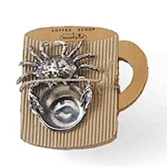 Sea Life Coffee Scoop Crab 4641001C by Mud Pie Gifts