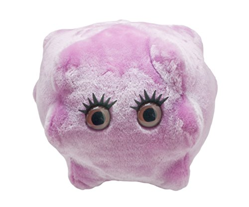 UPC 874665007496, Giant Microbes Gigantic Kissing Disease Plush Doll
