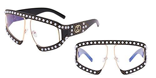 Protección mujer G139 sol gradiente solar de de tonos gafas Unas C7 UV C13 sol gafas señoras TL Sunglasses enormes wYH77q