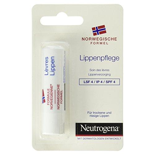 Neutrogena Norwegische Formel Lippenpflege LSF 4, 4,8 g