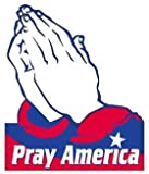Pray America Magnets (Pack of 10)