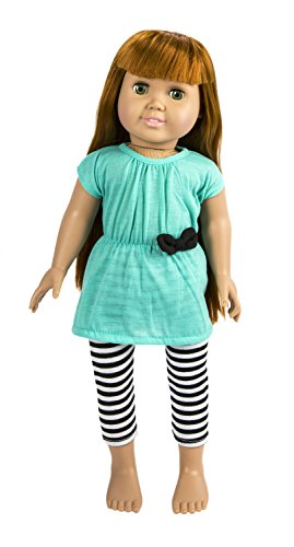 FIBRE-CRAFT MATERIALS CORP Springfield Doll's Leggings