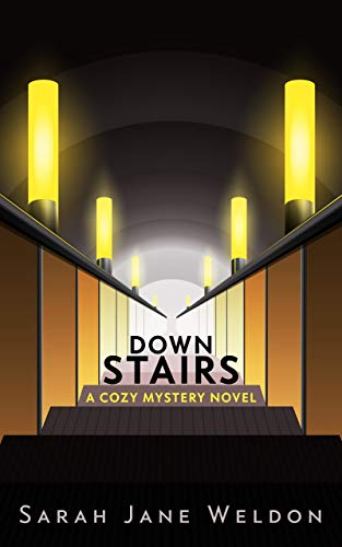 Down Stairs: An Historical Cozy Mystery (The Hartlepool Mysteries Book 1) by [Weldon, Sarah Jane]