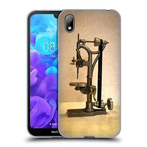 Official Celebrate Life Gallery Drill Press Tools Soft Gel Case Compatible for Huawei Y5 (2019)