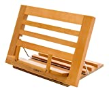 Exerz Wooden Reading Rest Cookbook Stand Recipe