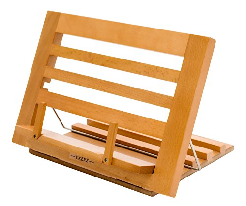 Exerz Wooden Reading Rest