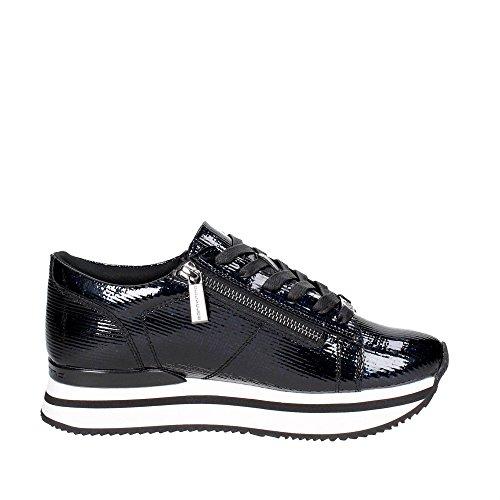 Donna Fornarina blu Sneaker Tina Nero qFFaw6E