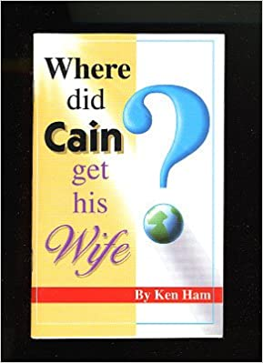Where did cain find his wife