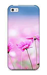 Iphone Case - Tpu Case Protective For Iphone 5c- Flower