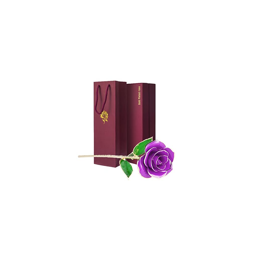 24k-Gold-Dipped-Rose-Romantic-Artificial-Rose-Flowers-with-Long-Stem-Perfect-Birthday-Gift