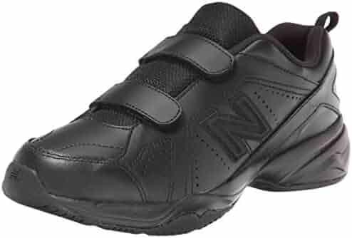 New Balance Kids' KV624 Hook and Loop Uniform Shoe