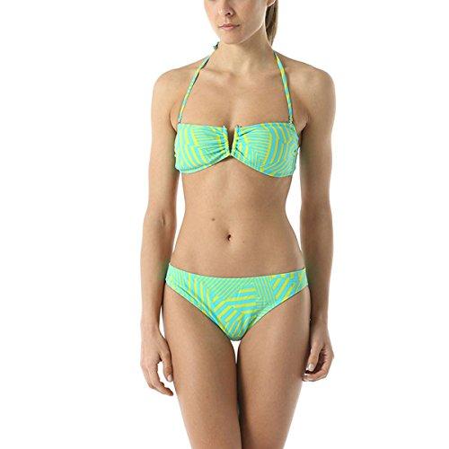 John Smith Mondaca - Bikini para mujer, color lima, talla 38