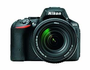 Nikon D5500 DX-format Digital SLR w/ 18-140mm VR Kit (Black)