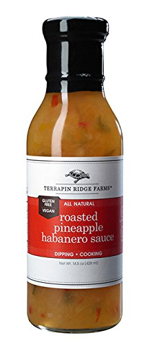 Rothschild Pineapple - Terrapin Ridge Farms Sauce, Roasted Pineapple and Habanero, 14.5 Ounce
