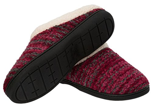 Price Tracking For Dearfoams Women S Memory Foam Boucle