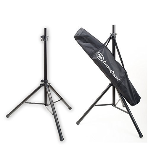 axcessables-axa-ssb-101-heavy-duty-speaker-stands-with-carrying-bag