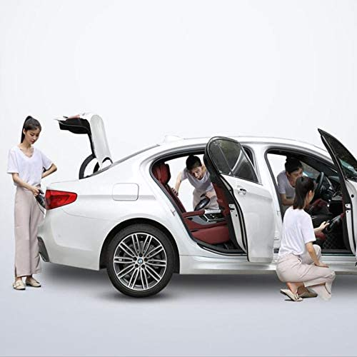 CLII Pulitori Auto, Mini Pulitori Funivia Ad Alta Potenza Wet/Dry Aspirapolvere Auto Tenuto in Mano Portatile, Filtro HEPA per La Pulizia di Auto Veloci - Nero