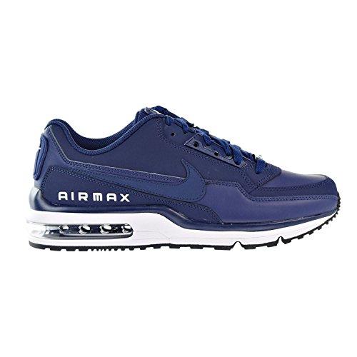 Nike Mens Air Max LTD 3 Binary Blue Leather Trainers 41 EU 2018 Más Reciente En Línea Salida Comercializable Venta A Estrenar Unisex Footaction Precio Barato Profesional QJowUS