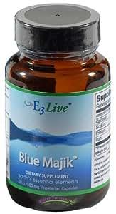 E3Live - E3 Blue Majik - 400 mg - 60 Capsules