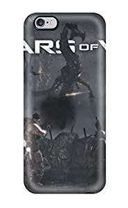 For Iphone 6 Plus Tpu Phone Case Cover(beautiful Gears Of War Latest S)