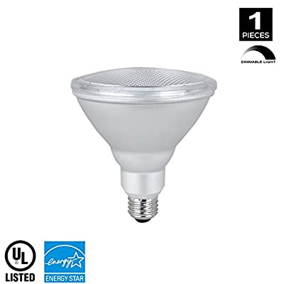 Xtricity PAR38 LED Long Neck Dimmable Flood Light Bulb, 18W (120W Equivalent) 120 Volt, 3000K Soft White, Waterproof, E26 Medium Base, Energy Star, UL Listed, RoHS Certified, Halogen Look (Pack of 1)