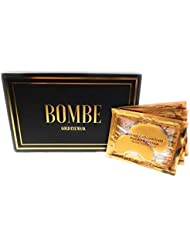 BOMBE Luxury Gold Eye Treatment Mask (16 pairs) -Reduces...