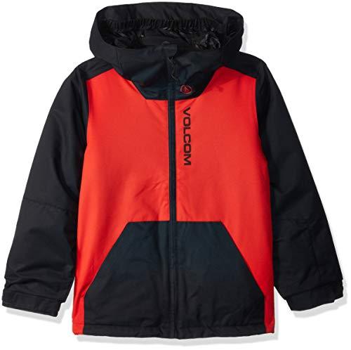 b0ed354e481b Volcom Big Boys  Vernon Insulated 2 Layer Shell Snow Jacket