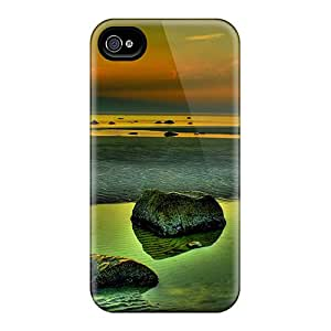 New Iphone 6 Cases Covers Casing(brilliant Seascape)