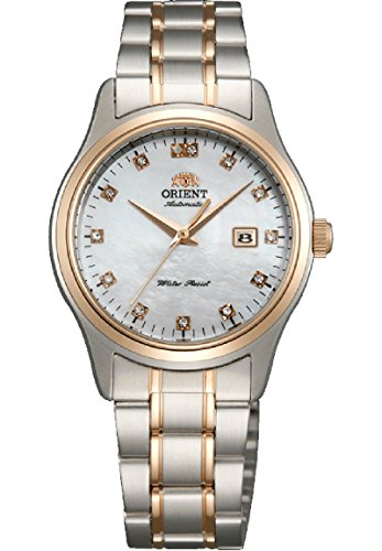 Orient Women's FNR1Q001W0 Charlene Analog Display Japanese Automatic Silver Watch by Orient