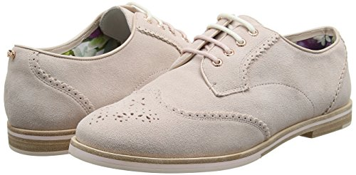 Femme Rose Oxford Allea Pink Baker Ted light xqUaTT