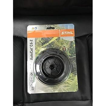 Amazon.com: Stens 385 – 861 – Metal Bump Feed Trimmer Head ...