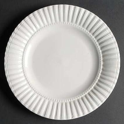 Thomson Maison-White Dinner Plate Fine China Dinnerware & Amazon.com | Thomson Maison-White Dinner Plate Fine China ...
