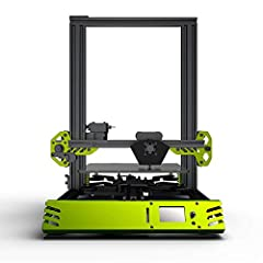 Product description:Layer resolution of 50 microns. MAX Printing Speed: 150 mm/s. Build size: 235 x 235 x 250 mm. Full Metal E3D Bowden long distance Extruder. Material type: PLA, ABS, PETG, Wood, PVA and Flexible Filaments (With Pro Metal Ex...