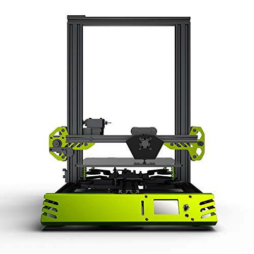 TEVO 2019 New Tarantula Pro 3D Printer DIY kit Aluminum Extrusion for Filament PLA ABS TPU Build Volume 235X235X250mm (Best Abs 3d Printer 2019)