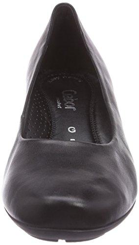 Gabor  Brambling,  Damen Pumps , Schwarz - schwarz - Größe: 42.5