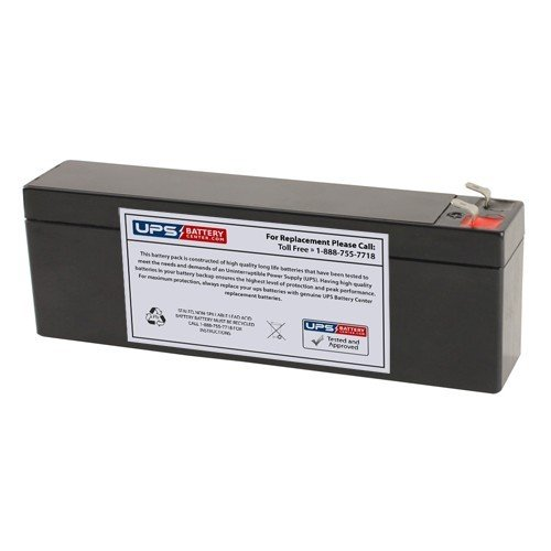 Kaiying KS7-12 12V 7Ah Sealed Lead Acid Replacement Battery with T1 Terminal
